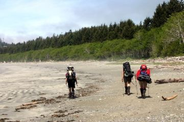 West Coast Trail (WCT)
