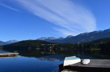 An Autumn Weekend in Whistler for the Non-Skier
