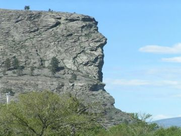 Indian Head - McIntyre Bluff