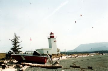 Pultenay Point Lighthouse & Trail