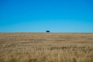 Getting to Grasslands National Park: West Block