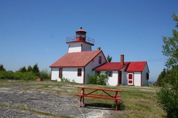 Mississagi Lighthouse - Meldrum Bay
