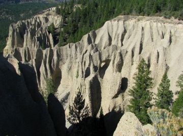 Dutch Creek Hoodoos