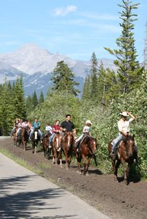 Canada Horseback Riding Tours, Guest Ranches