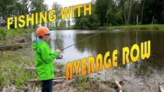 Fishing in Ottawa and going to the Ottawa Desertfest at Lansdown Park VLOG 26