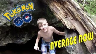 Exploring Lusk Caves While Looking For Pokemon With Average Row Vlog 32