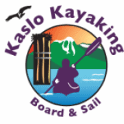 Kaslo Kayaking board & sail