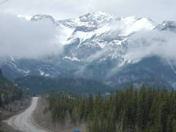 Alberta 2018-05-01 - View from a lookout point on the trail. Kananaskis, Alberta. Near Barrier Lake.