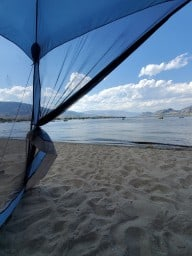 Osoyoos Lake - Spend a day or 2 or 3 at the beach! Osoyoos lake is fantastic for swimming and boating